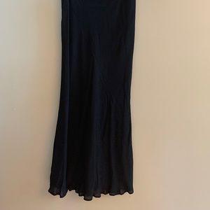 Dresses & Skirts - Parallel Black A-line skirt